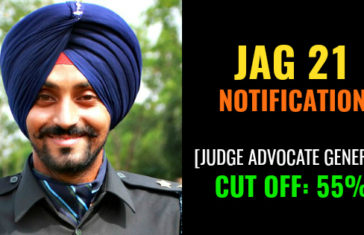 jag 21 notification