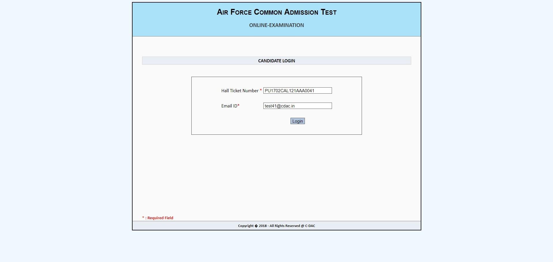 AFCAT Procedure1
