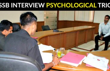 14 SSB INTERVIEW PSYCHOLOGICAL TRICKS