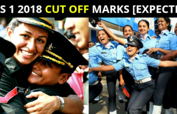 CDS 1 2018 CUT OFF MARKS [EXPECTED]