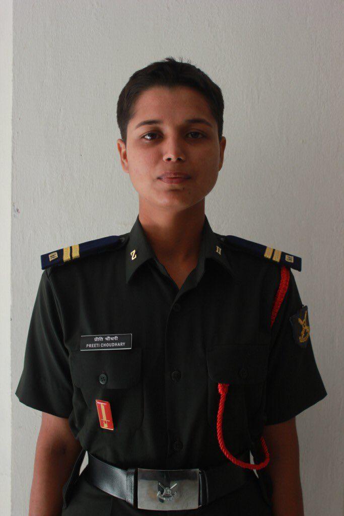 ACA Preeti Choudhary
