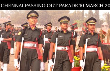 OTA CHENNAI PASSING OUT PARADE 10 MARCH 2018