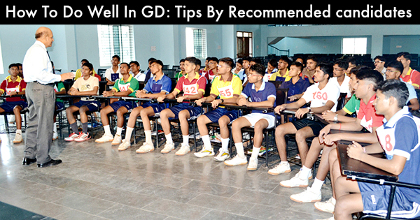 gd recommended