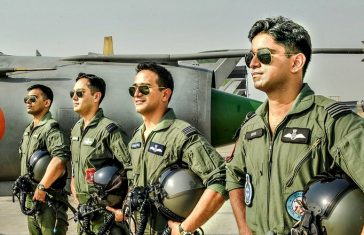 indian airforce pilots