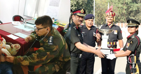 indian army medical core