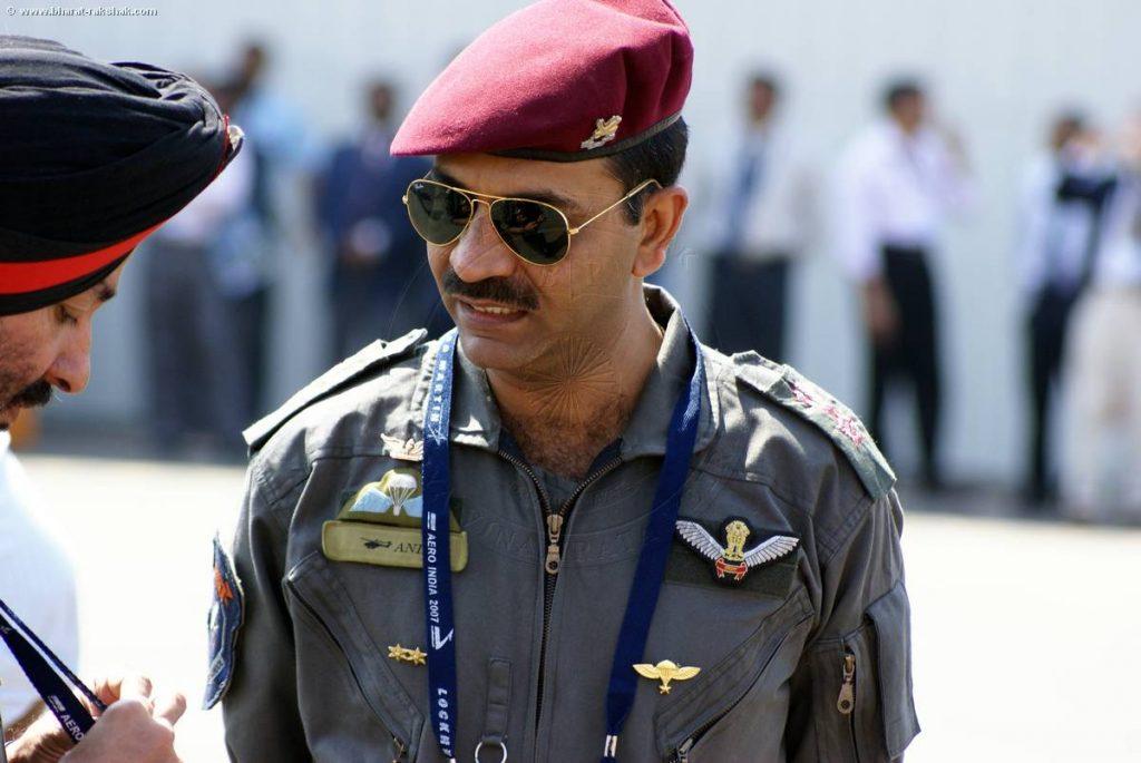 Indian Army Pilot