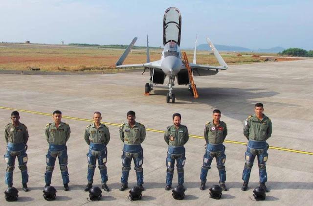 indian navy pilots