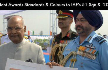 president's colours