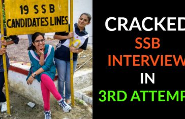 Cracked SSB Interview In 3rd Attempt To Join Indian Army