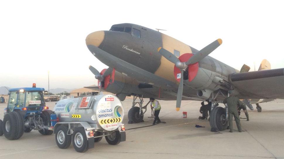 Dakota Aircraft