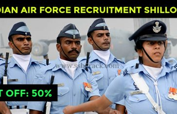 INDIAN AIR FORCE RECRUITMENT SHILLONG