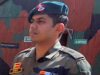 Maj Rishi