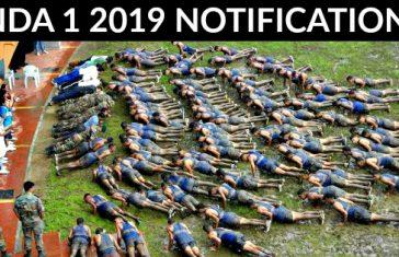 NDA-1-2019-Notification