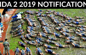 NDA-2-2019-Notification