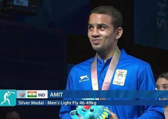 Nb Sub Amit Kumar