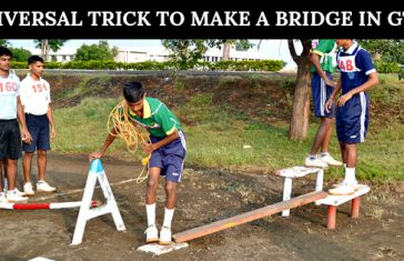 UNIVERSAL TRICK TO MAKE A BRIDGE IN GTO