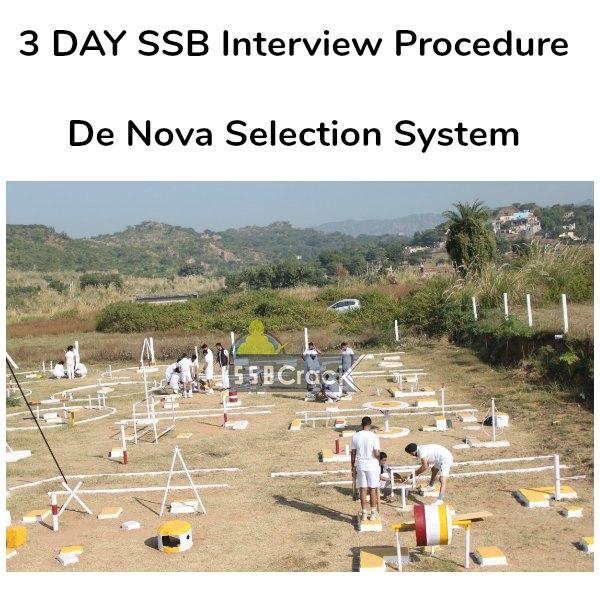 3 day ssb interview