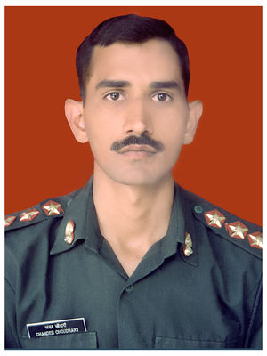 Capt Chander Choudhary