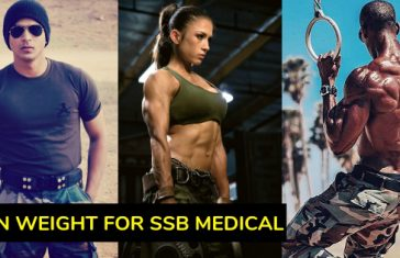 GAIN WEIGHT FOR SSB MEDICAL