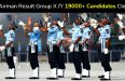 IAF Airman Result Group X Y 19000+ Candidates Cleared