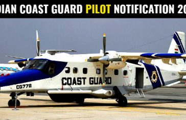 INDIAN COAST GUARD PILOT NOTIFICATION 2019