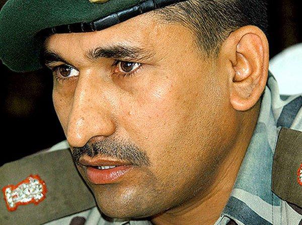 Lt (Now Col) Balwan Singh