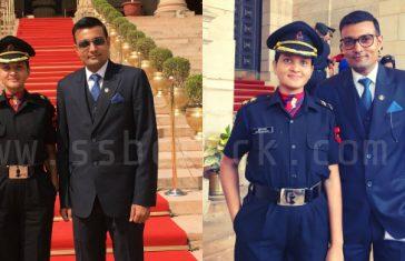 Lt Supriya Choudhary TA