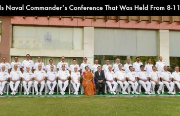 Naval Commander's Conference