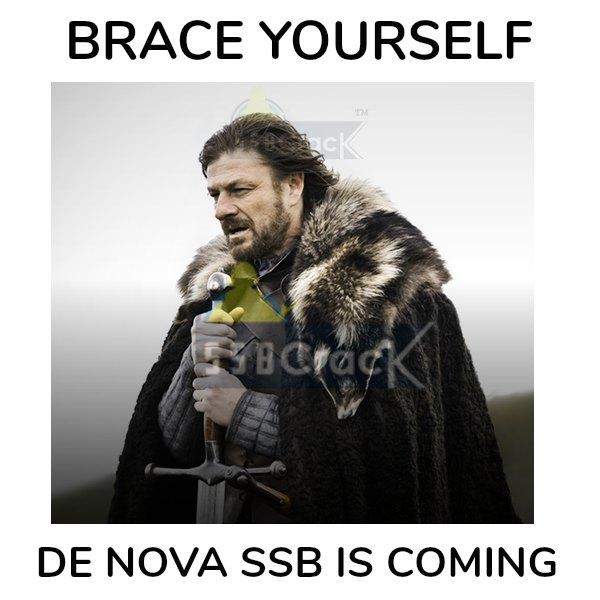 de nova ssb interview 2018