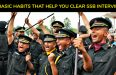 10 BASIC HABITS THAT HELP YOU CLEAR SSB INTERVIEW