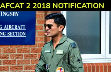 AFCAT 2 2018 NOTIFICATION