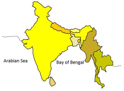 BIMSTEC Countries