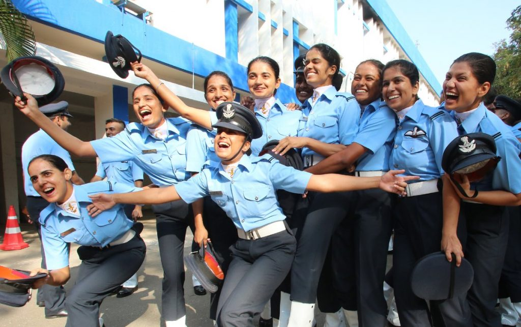 Indian Air Force Officers