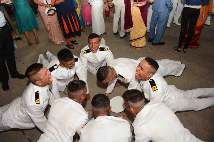 Indian Navy POP May 2018 110