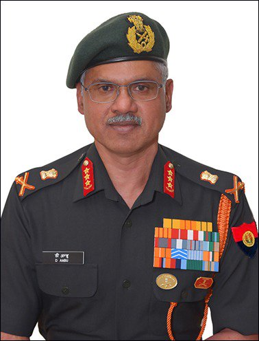 Lt Gen Devraj Anbu