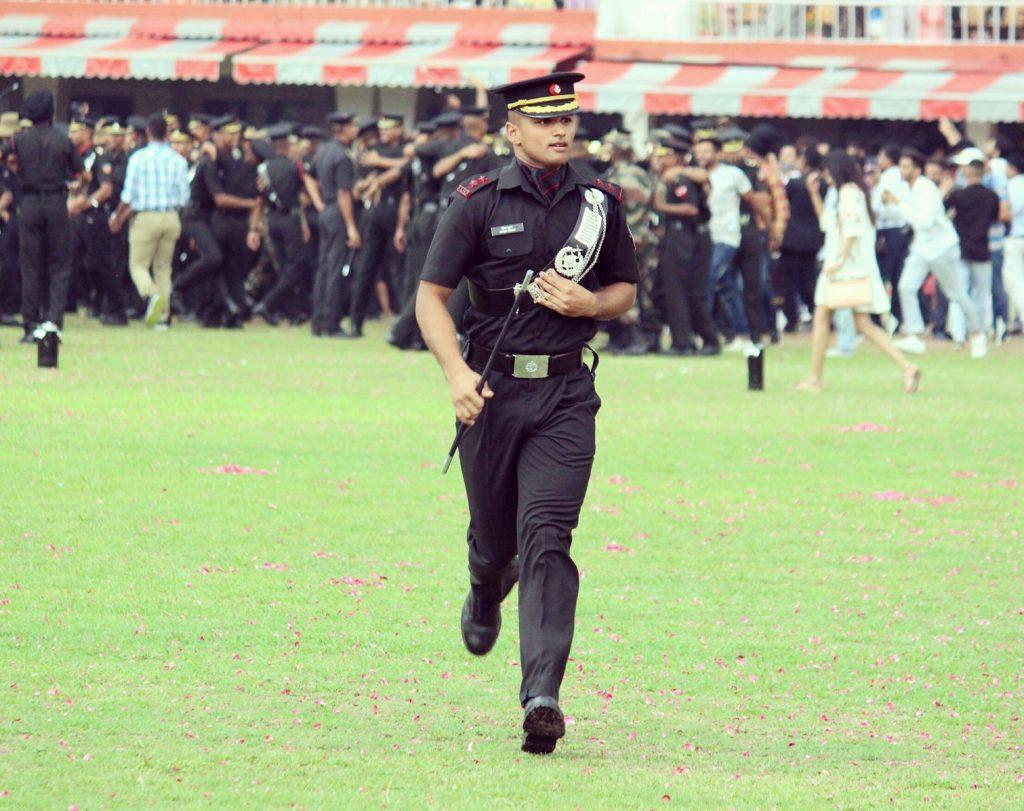 Lt. Hitesh Kumar