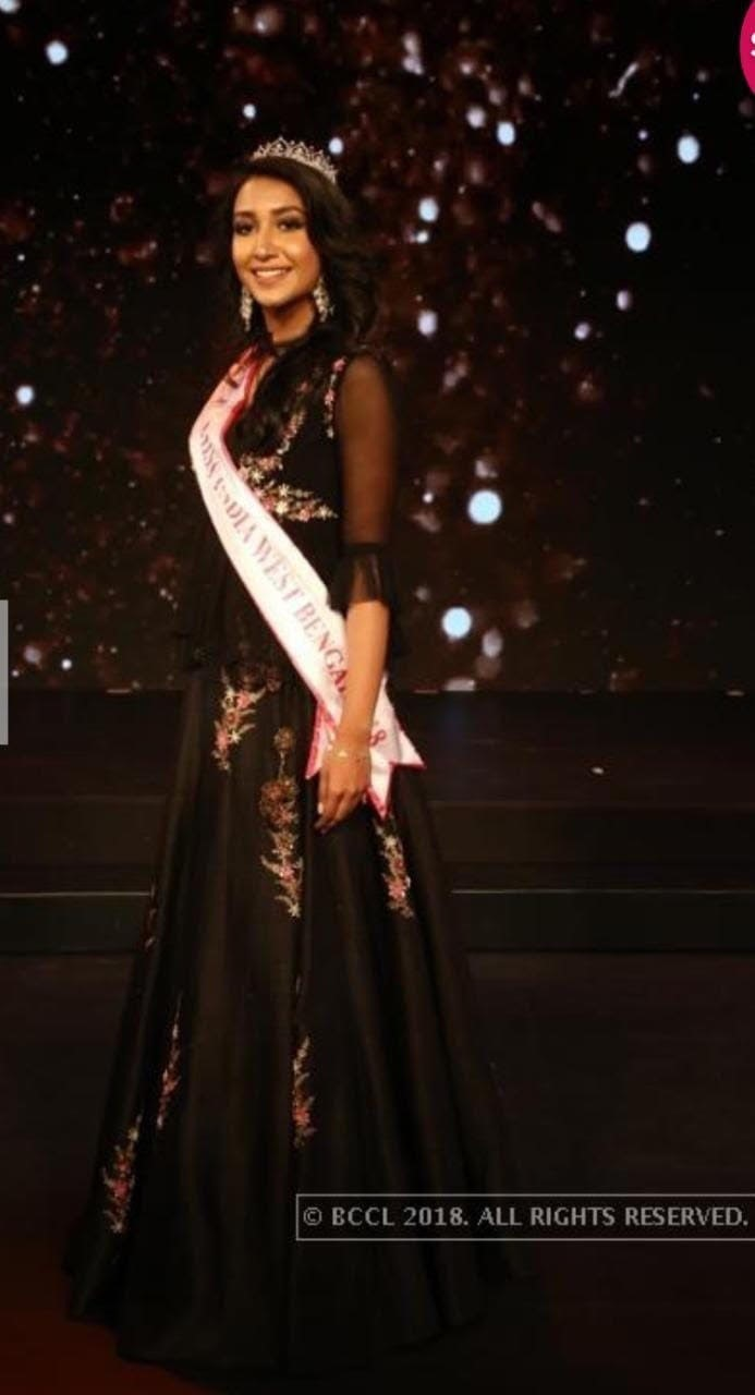 Miss India West Bengal 2018