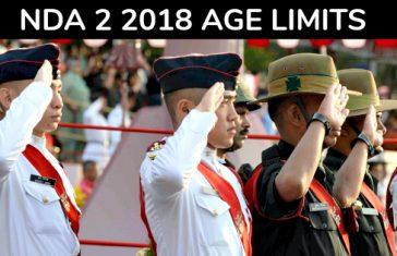 NDA 2 2018: Exam Dates, Exam Pattern, Application Form, Eligibility, Age Limit