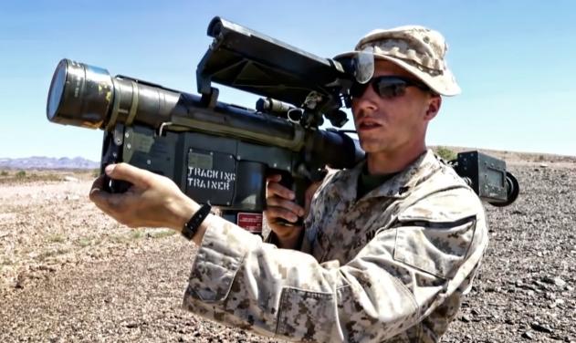 Stinger Missile