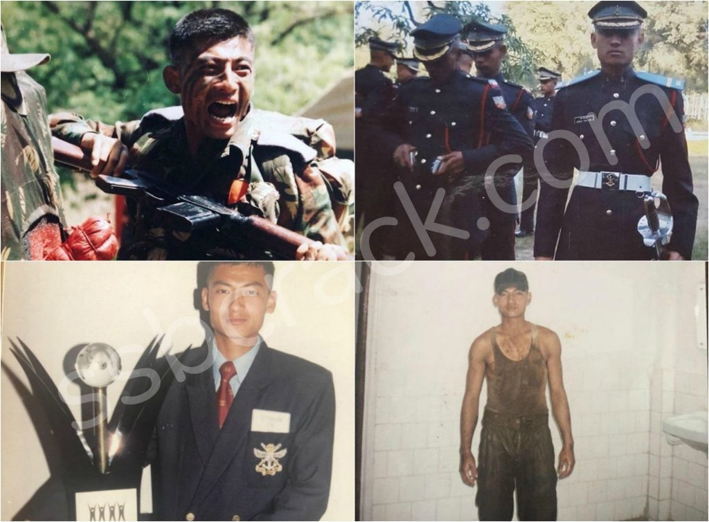 Captain Sangay Tsheltrim