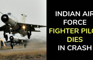 Indian Air Force Fighter Pilot Dies In Mig-21 Crash