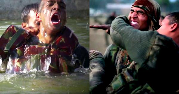 Insane Military Training