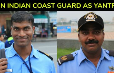 JOIN INDIAN COAST GUARD AS YANTRIK