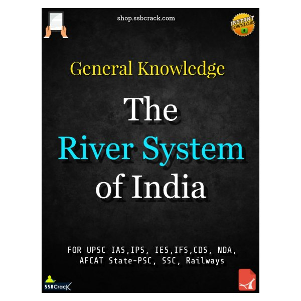 Indian Rivers General Knowledge eBook [200+ MCQs Solved]