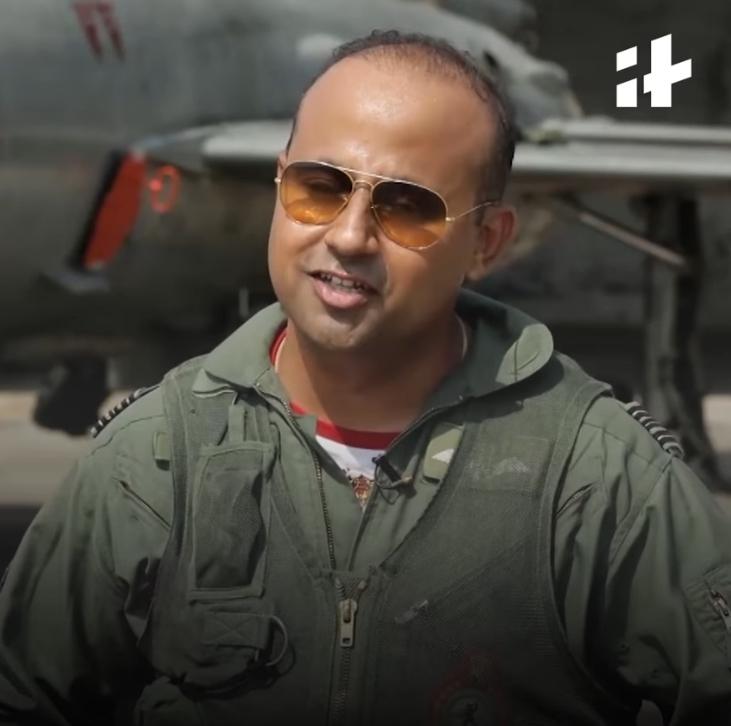 Sqn Ldr Meet Kumar