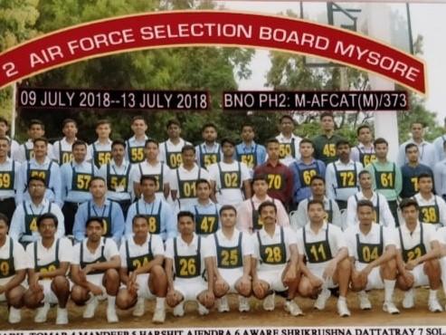 AFSB Interview Mysore