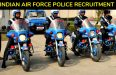 INDIAN AIR FORCE POLICE RECRUITMENT ASSAM