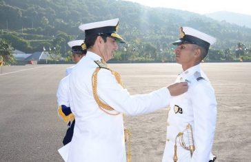 Indian Navy Cadet