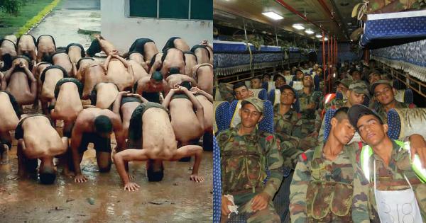 Military Academy Training
