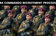 PARA COMMANDO RECRUITMENT PROCEDURE